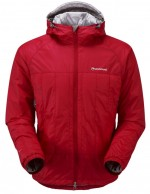Montane Prism Jacket, men, red