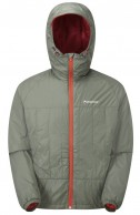 Montane Prism Jacket, men, grey