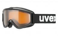 Uvex Speedy Pro, Kids skigoggle, black