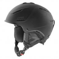 Uvex p1us ski helmet, black