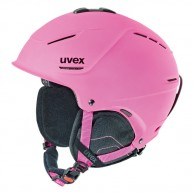 Uvex p1us ski helmet, pink