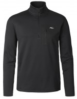 Kjus Hydraulic Halfzip, Men, black