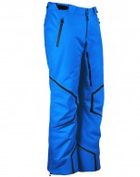 DIEL Axel mens ski pants, blue/black