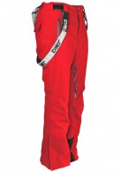 DIEL Andy  mens ski pants, red