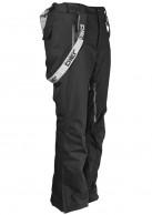 DIEL Andy  mens ski pants, black