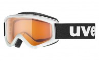 Uvex Speedy Pro, Kidds ski goggle, white