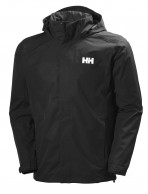 Helly Hansen Dubliner, Rain Jacket, men, black