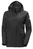 Helly Hansen W Aden Jacket, Rain Jacket, black