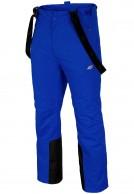 4F Aquatech ski pants, men, blue