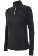4F Microtherm fleece shirt/pulli for women, black