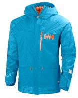 Helly Hansen Fernie mens ski jacket, blue