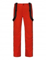 Schöffel Bern, mens ski pants, orange