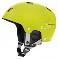 POC Receptor BUG, ski helmet, yellow