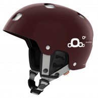 POC Receptor BUG Adjustable, ski helmet, lactose red