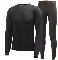 Helly Hansen Comfort Dry 2-Pack, Mens set, black