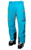 Helly Hansen Backbowl Cargo mens ski pants, blue