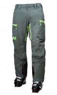 Helly Hansen Backbowl Cargo mens ski pants, grey