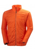 Helly Hansen Sogn Insulator mens ski jacket, orange