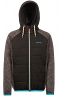Protest Aeron JR, boys fleece jacket, black