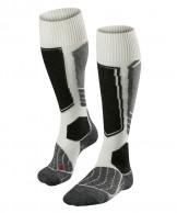 Falke SK1 ski socks, women, offwhite