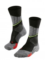 Falke SC1  mens XC ski socks, black