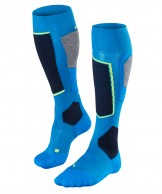 Falke SK2 ski socks, men, light blue