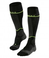 Falke SK Energizing ski socks, men, black
