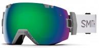 Smith I/OX Goggle, Wise Id/Green Sol-X Mirror