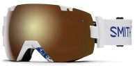 Smith I/OX Goggle, Xavier Id/Gold Sol-X Mirror