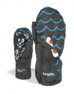 Level Lucky Mitt, black