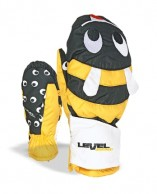 Level Animal Mitt, yellow