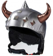 CrazeeHeads helmet cover, The Viking