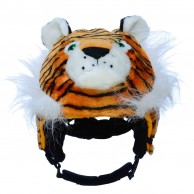 CrazeeHeads helmet cover, Kleo the Tiger