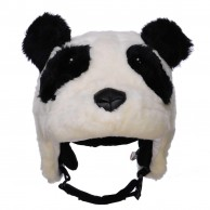 CrazeeHeads helmet cover, ZeeZee the Panda