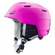 Marker Consort 2.0 Women, Ski Helmet, Red