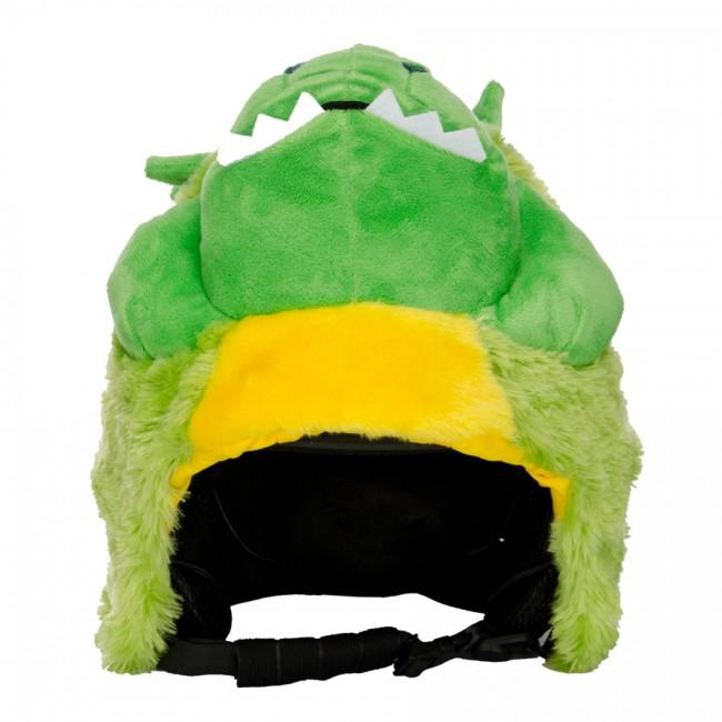 CrazeeHeads CrazeeHeads helmet cover, Pickles The Alligator