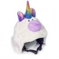 CrazeeHeads helmet cover, Angel The Unicorn
