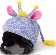 CrazeeHeads helmet cover, Stretch The Giraffe