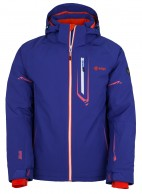 Kilpi Uran-M, mens ski jacket, blue