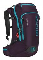 Ortovox Tour Rider 28 S, Tour/ski backpack, aubergine