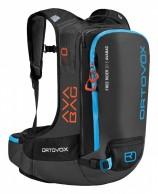 Ortovox Free Rider 20 S ABS, AVABAG, black
