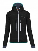 Ortovox Swisswool Light Tec Lavarella Jacket W, black