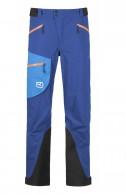 Ortovox Merino Hardshell 3L La Grave pants M, blue