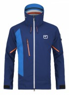 rtovox Merino Hardshell 3L La Grave Jacket M, blue