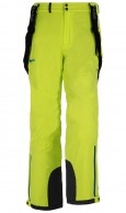 Kilpi Methone-M mens ski pants, green