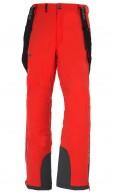 Kilpi Methone-M mens ski pants, red