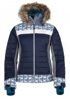 Kilpi Leda-W, womens ski jacket, blue