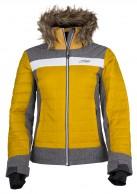 Kilpi Leda-W, womens ski jacket, khaki