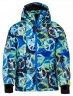 Kilpi Semeru-JB, boys ski jacket, print