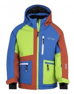 Kilpi Jackyl-JB, boys ski jacket, blue